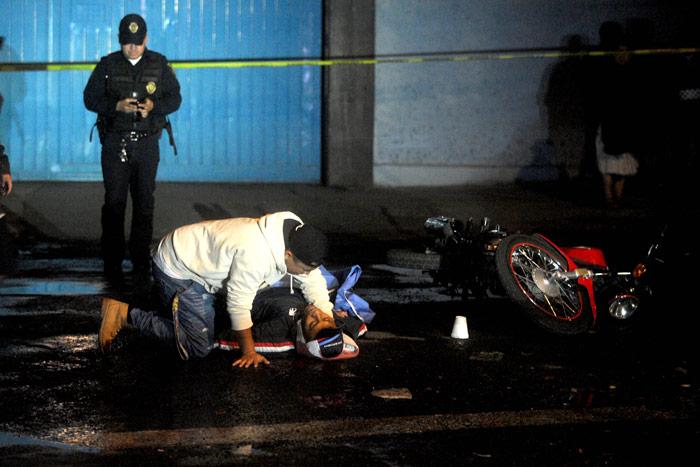 27 de diciembre de 2015. Hombre ejecutado en Ecatepec, Estado de México