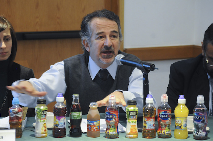Alejandro Calvillo y su ONG han puesto especial atención en temas que afectan la salud. Foto: Cuartoscuro/Archivo.