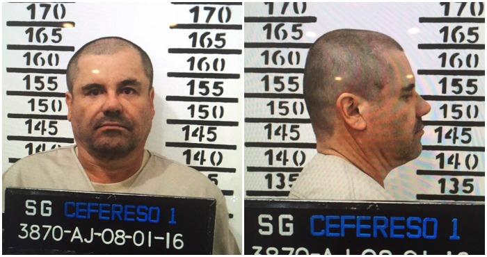 El capo está recluido en el penal de El Altiplano, de donde se fugó previamente. Foto: Cuartoscuro.