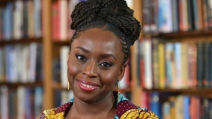 La escritora Chimamanda Ngozi Adichie. Foto: El Diario.es