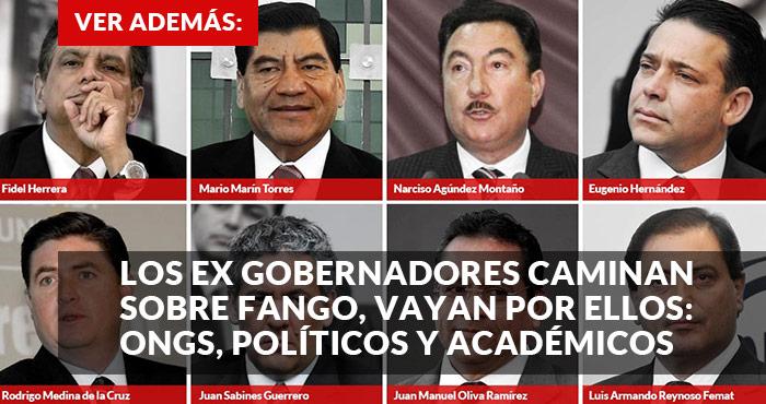 Ex-Gobernadores