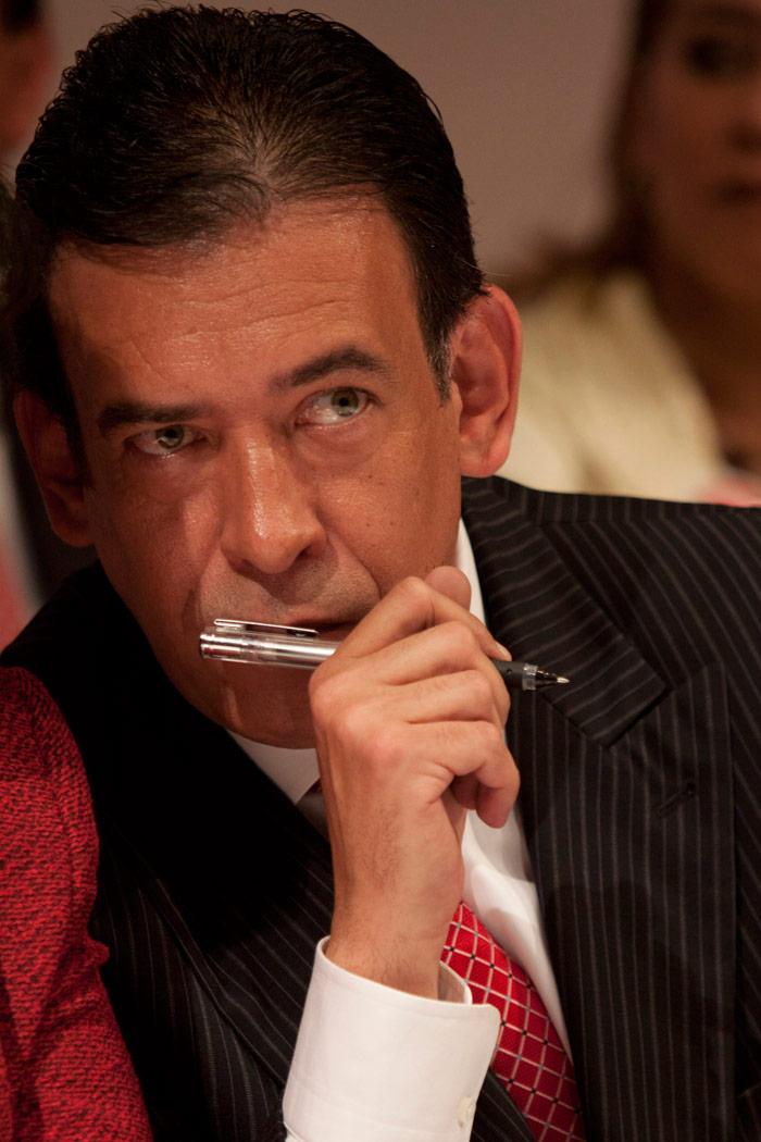 Humberto Moreira. Foto: Cuartoscuro