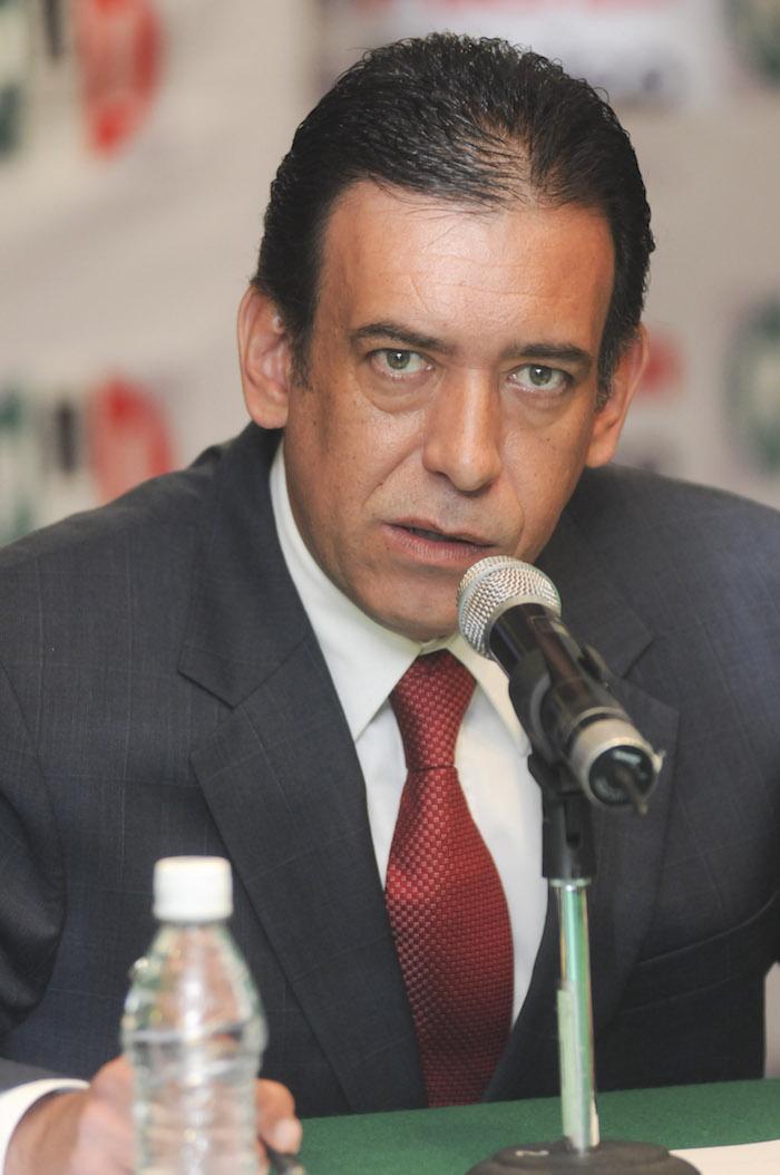 Moreira Valdés fue detenido el pasado viernes en Madrid e ingresó en prisión provisional tras pasar a disposición de la Audiencia Nacional. Foto: Cuartoscuro.