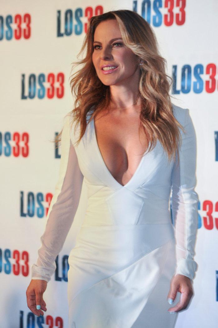 Kate del Castillo, en agosto de 2015. Foto: Cuartoscuro