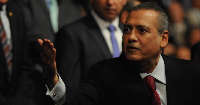 El presidente del PRI, Manlio Fabio Beltrones, aseveró que buscará mantener nueve entidades en las elecciones 2016. Foto: Cuartoscuro