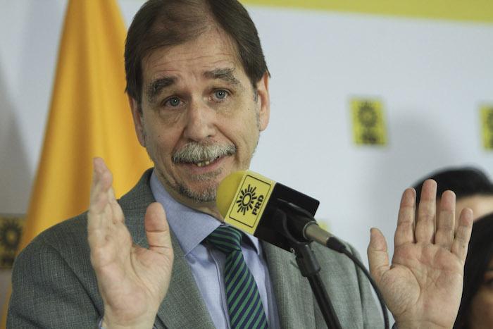 PRD y PAN buscan alianzas para 2016. Foto: Cuartoscuro.