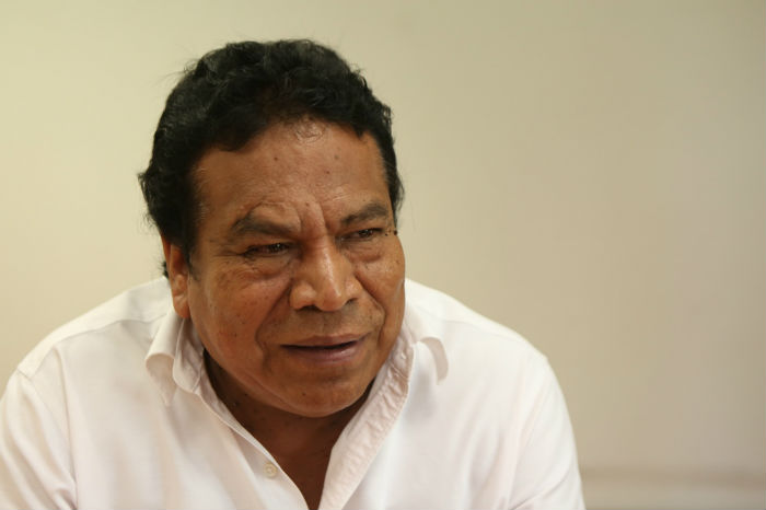 Pedro Aragón Michaca, regidor por el PSD. Foto: Francisco Cañedo, SinEmbargo