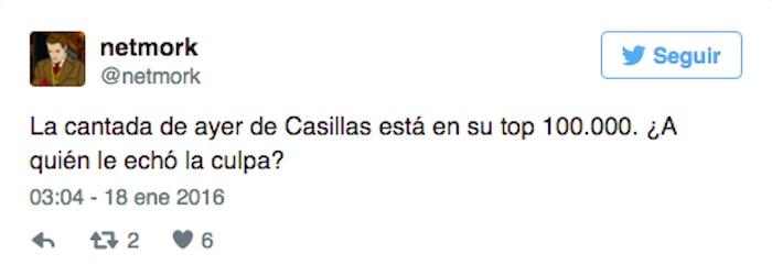 Iker Casillas falla con el Oporto. Foto: Especial