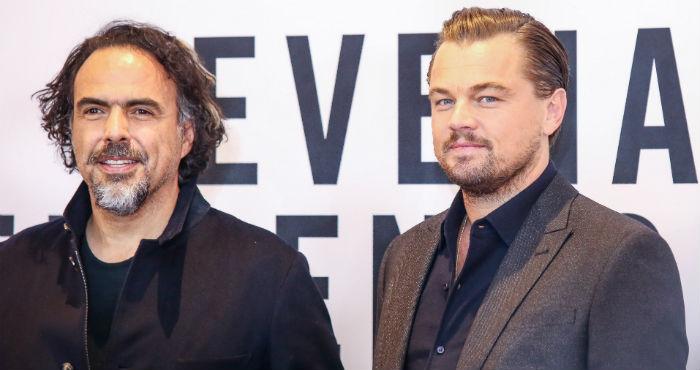 Actor y director de The Revenant se dedican elogios mutuos y hablan de la maravilla de haber trabajado juntos. Foto: Francisco Cañedo, SinEmbargo