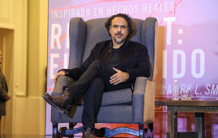 Recibe con cariño el reconocimiento del industria y celebra las 12 postulaciones al Oscar de su película. Foto: Francisco Cañedo, SinEmbargo
