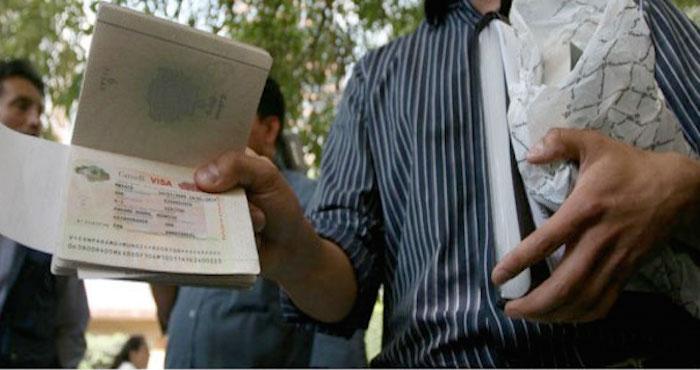 Desde 2009, el gobierno de Canadá exigió visa a los ciudadanos mexicanos para poder ingresar. Foto: Cuartoscuro