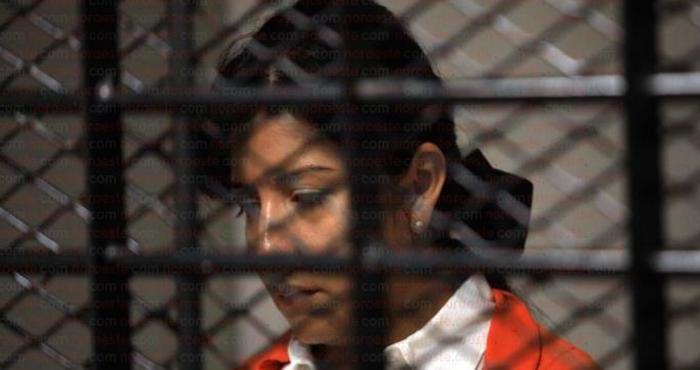 Yecenia Armenta fue obligada a firmar una confesión bajo tortura y encarcelada. Foto: Noroeste