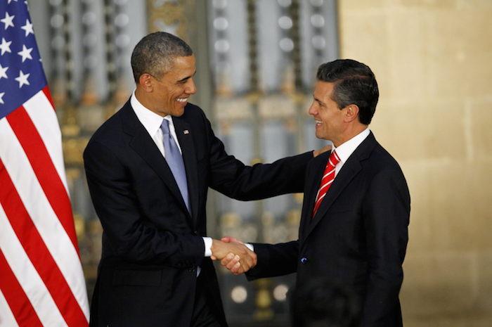 Peña Nieto discutió Tratado de Libre Comercio