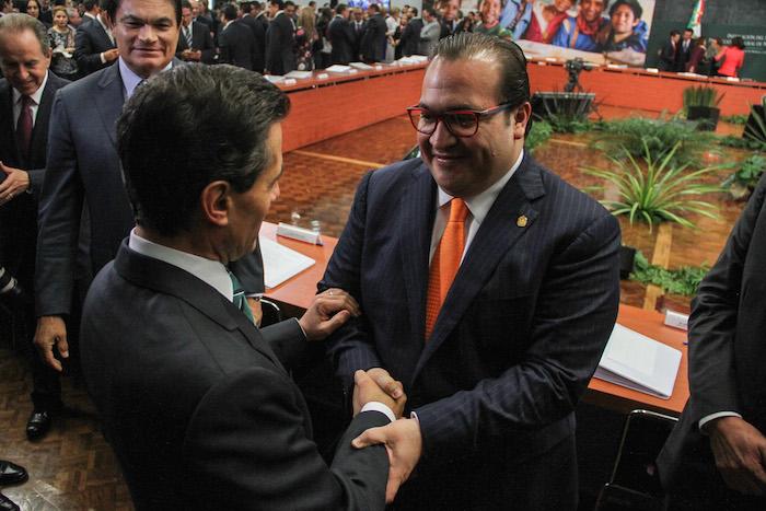 Javier Duarte es acusado de desvío de recursos federales. Foto: Cuartoscuro