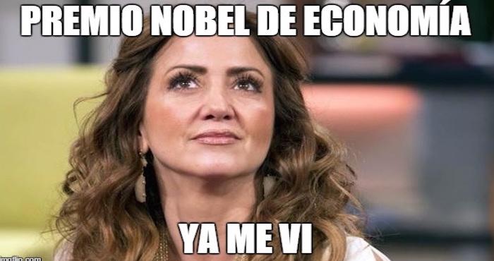 Cientos de memes fueron subidos a la red para ironizar por los comentarios de Andrea Legarreta. Foto: Twitter: @VialidadXalapa