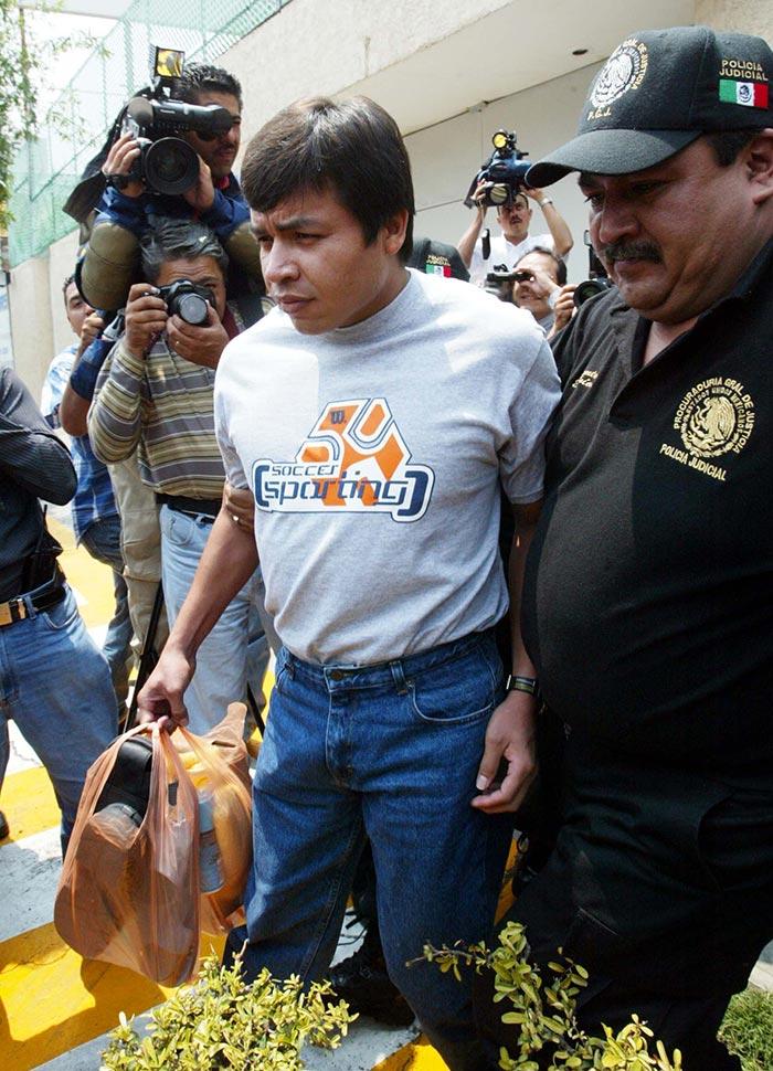Antonio Martínez Ocampo. Foto: Cuartoscuro