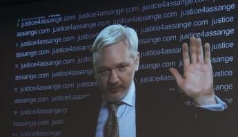 Assange Foto: EFE