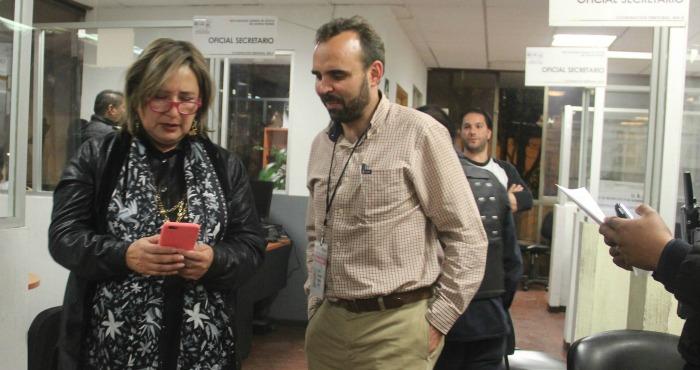 Arne Aus Den Ruthen Haag, City Manager de Miguel Hidalgo, fue agredido y robado por escoltas, en la colonia Lomas de Chapultepec, luego de que intentara transmitir una denuncia a través de las redes sociales. Foto: Cuartoscuro