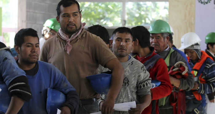 trabajadores. Foto: Cuartoscuro