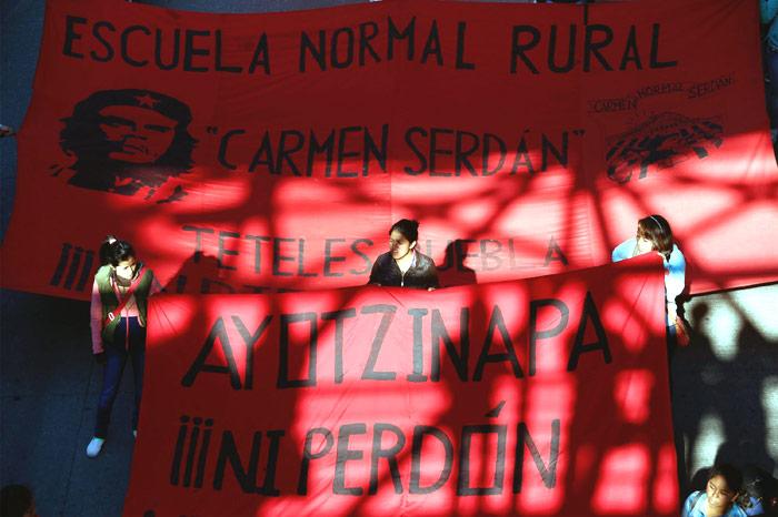 ¿Y las respuestas a los ciudadanos mexicanos?, pregunta Saviano. Foto: Cuartoscuro