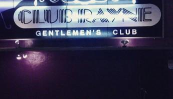 Fachada del Club Rayne Foto: Twitter