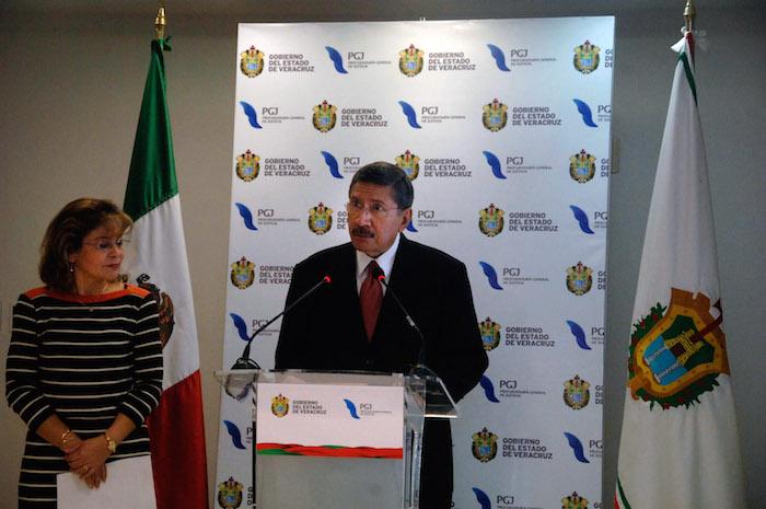 Amadeo Flores Espinoza dejó la Procuraduría tras dos años de ausencia en la función pública. Foto: Cuartoscuro.