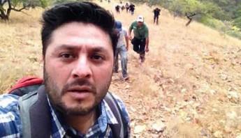 Ezequiel Contreras denunció las amenazas en su contra. Foto: Twitter
