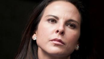 Kate del Castillo. Foto: Cuartoscuro/Archivo
