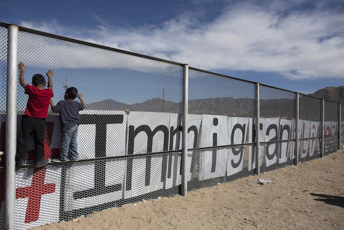 Frontera Juáres en espera de visita del Papa Foto: Xinhua