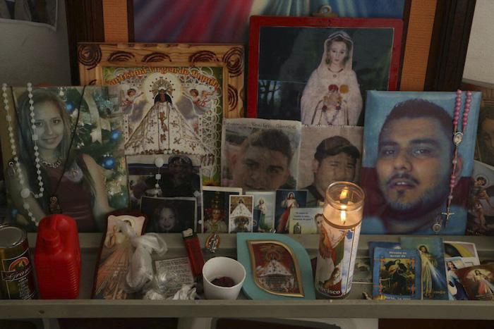 La desaparición de los cinco jóvenes en Tierra Blanca ha sumado a decenas de familiares por sus desaparecidos. Foto: Cuartoscuro