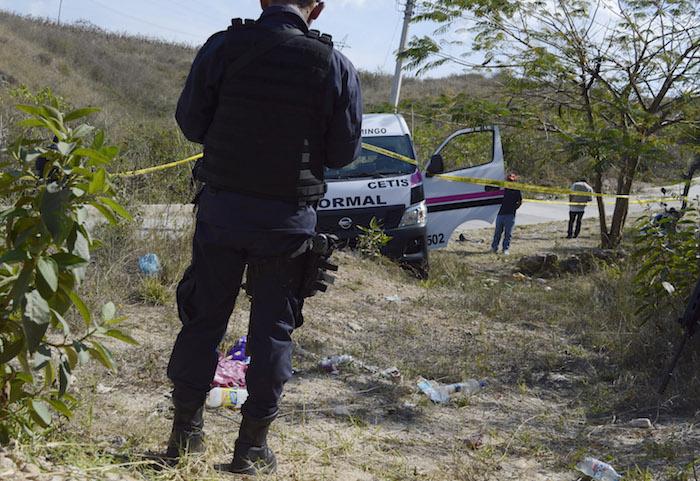 Un transportista más fue asesinado en Guerrero la tarde de este sábado. Foto: Cuartoscuro