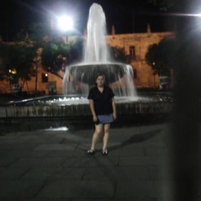 Flores Salazar es reportera de la fuente policiaca de El Sol de Orizaba. También ha trabajado en El Mundo de Orizaba y el diario El Buen Tono. Foto: Especial.