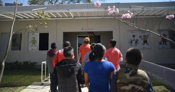 El DIF recató a 34 personas que vivían en el albergue: 17 hombres y 17 mujeres, de entre los siete y 22 años de edad. Foto: Facebook DIF Morelos
