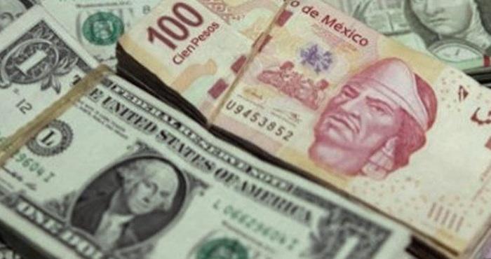 El Dólar Comenzó Mes Hasta En 18 35 Pesos Por Lo Que Al Cierre De Hoy La Moneda Mexicana Sumó Una Ganancia 4 Ciento Marzo