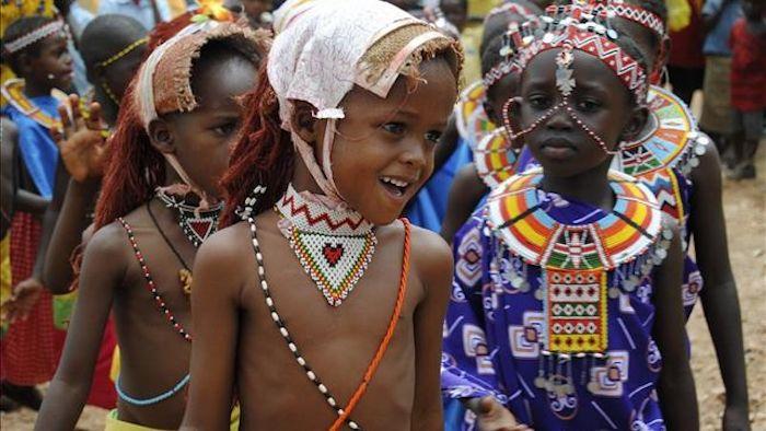 La educación ha frenado la ablación en las tribus kenianas. Foto: EFE