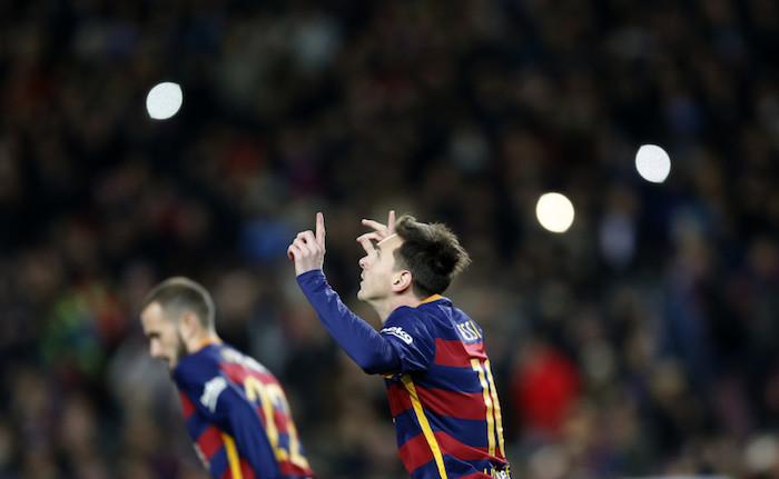 Messi actualmente es embajador de buena voluntad de la UNICEF. Foto: AP