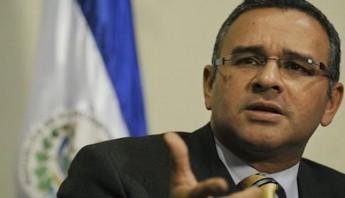 Mauricio Funes, el ex mandatario salvadoreño acusado de enriquecimiento ilícito. Foto: EFE