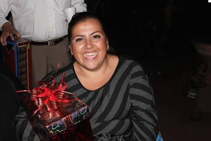 Anabel Flores Salazar. Foto: Blog Expediente.