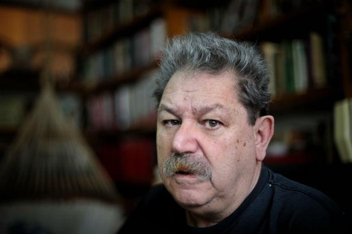 Paco prepara un gran libro sobre Benito Juárez. Foto: Francisco Cañedo, SinEmbargo