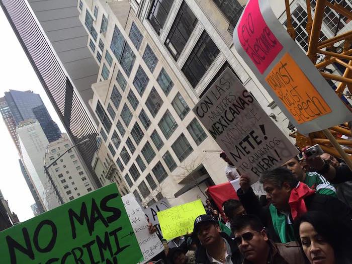 nueva york marchan contra radio llamo prostitutas mexicanas
