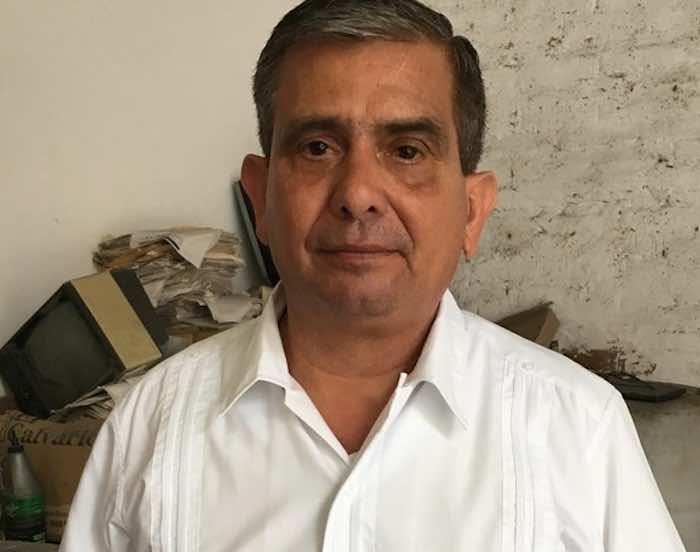 El Alcalde de Playa Vicente, Abdón Márquez. Foto: BlogExpediente