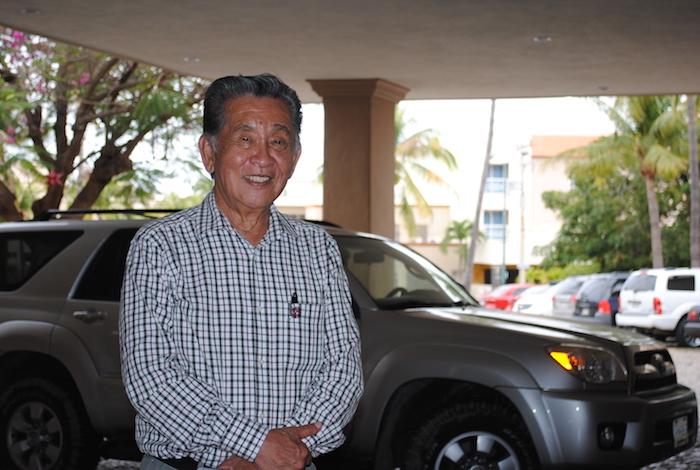 Carlos Kazuga Osaka sostuvo que la mayoría de trabajadores mexicanos lo hacen en la incertidumbre. Foto: Cuartoscuro