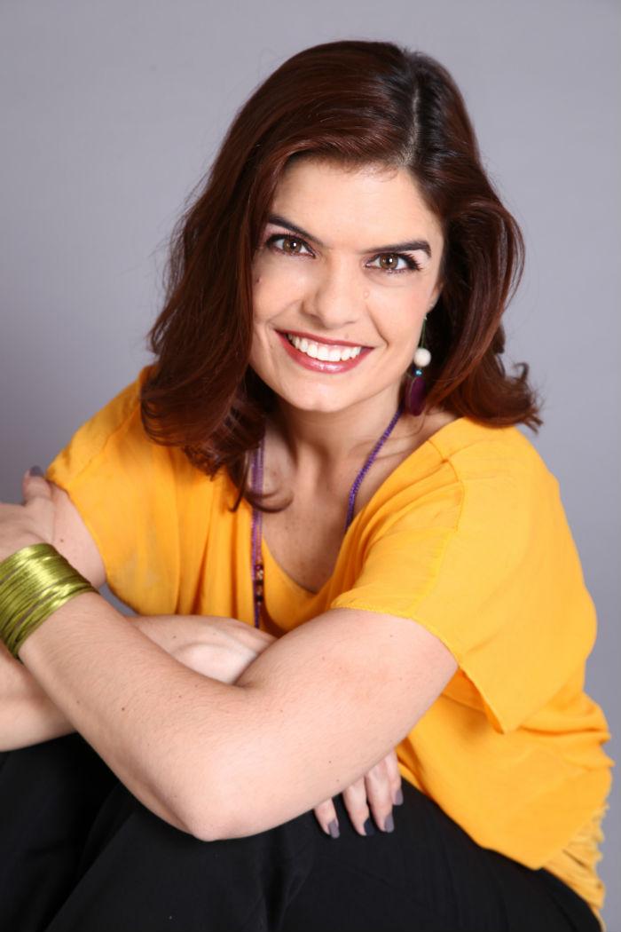 Laura García Arroyo y sus lecturas preferidas. Foto: Especial