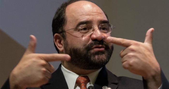 milio Álvarez Icaza, secretario ejecutivo de la Comisión Interamericana de Derechos Humanos. Foto: Cuartsocuro