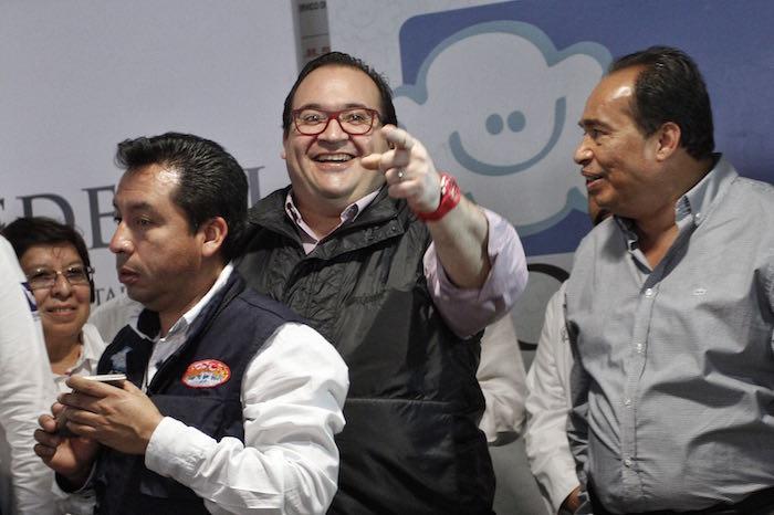 La petición de juicio echa contra el Gobernador Javier Duarte fue rechazada por los miembros del partido político al que pertenece. Foto: Cuartoscuro