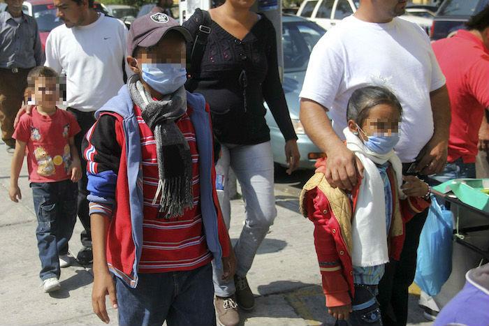 La Senadora Mariana del Campo afirmó que el Gobierno desprotegió las escuelas ante la influenza. Foto: Cuartoscuro