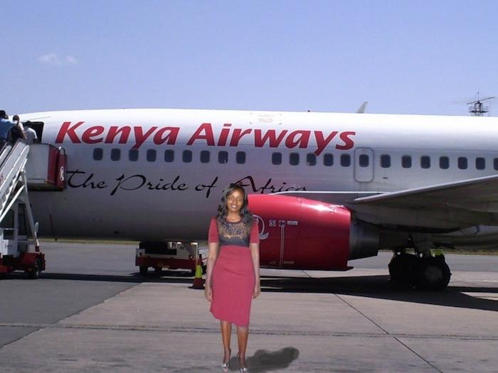 Sevelyn Gat, la mujer que se ha photoshopeado viajando por el mundo