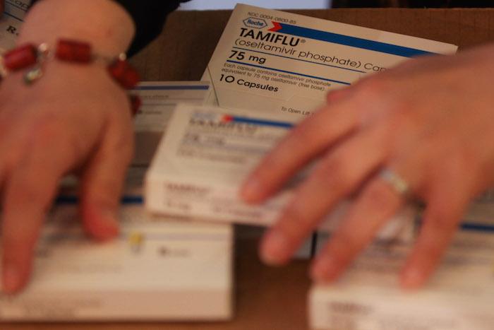 Anafarmex, que representa 30 mil puntos de venta, acusó especulación con el Tamiflu. Foto: Cuartoscuro