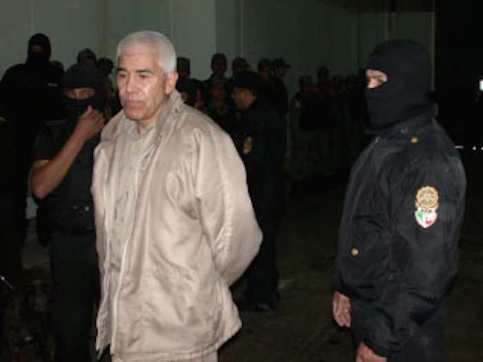 Rafael Caro Quintero, narcotraficante. Foto: Cuartoscuro
