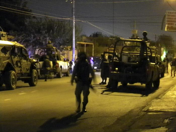 Tamaulipas lleva varios días de enfrentamientos y balaceras que han dejado varios muertos. Foto: Cuartoscuro/Archivo